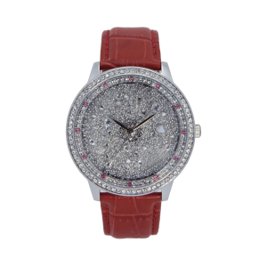cosmos-sparkle-red-metal-watch