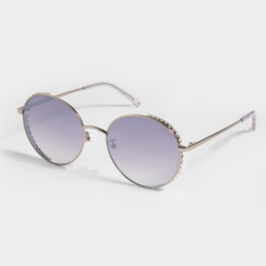 sunglasses audace grey swarovski